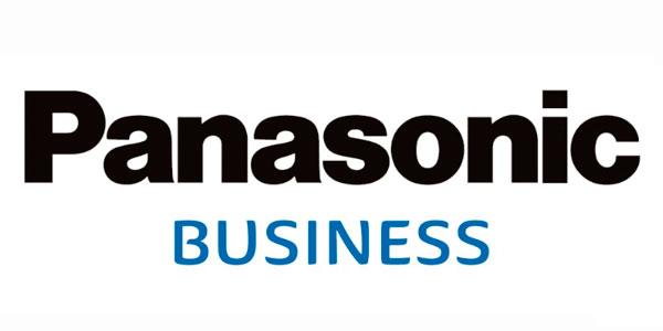 "Logo de la línea de negocio ""Business"" de Panasonic"
