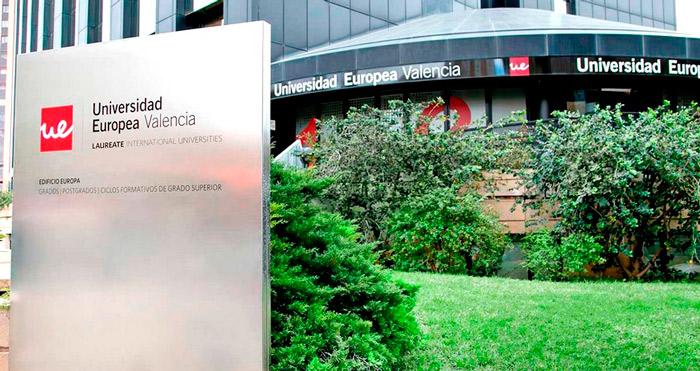 Campus de la universidad europea en Valencia