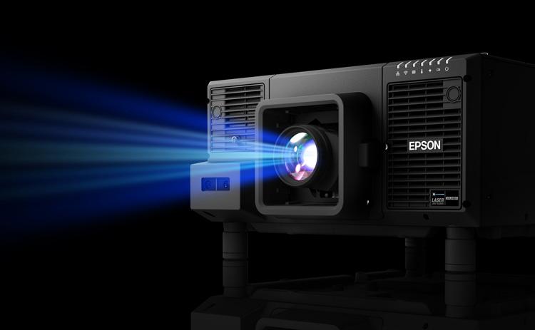 El EB-L20000U es el primer proyector láser de Epson con 20000 lm