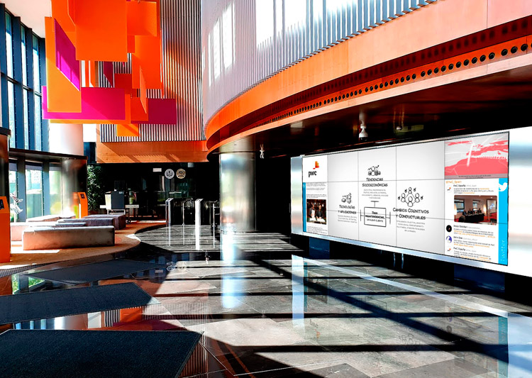 Sistemas con tecnología netipbox en materia de digital signage