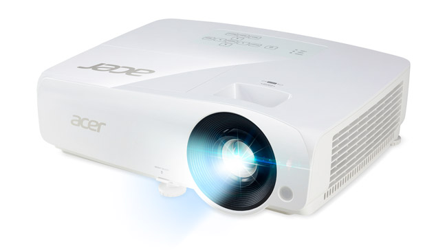 Equipo que forma parte de la serie de proyectores X1 de Acer