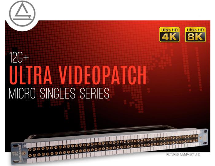 Micro panel 2x48 de Switchcraft