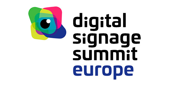 Logo de la Digital Signage Summit Europe
