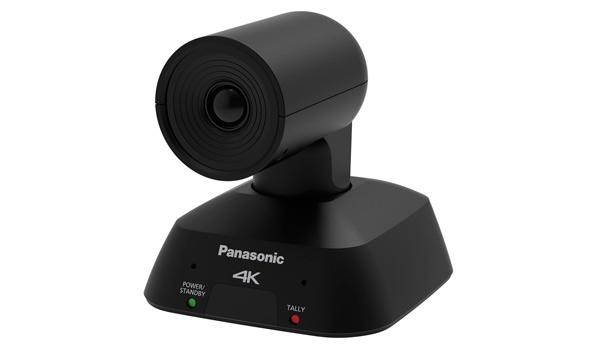 Panasonic AW-UE4, cámara PTZ con objetivo gran angular y captura 4K