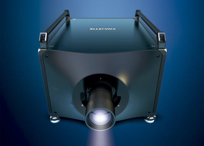 El Roadie 4K40 RGB es el último proyector láser de Christie