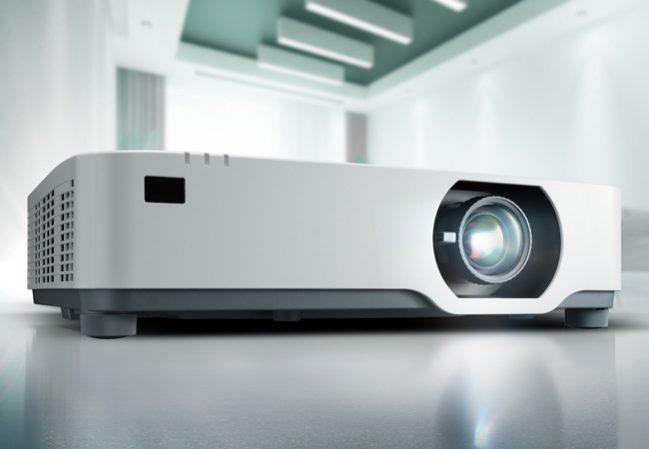 Proyector-silencioso-laser-NEC-P605UL