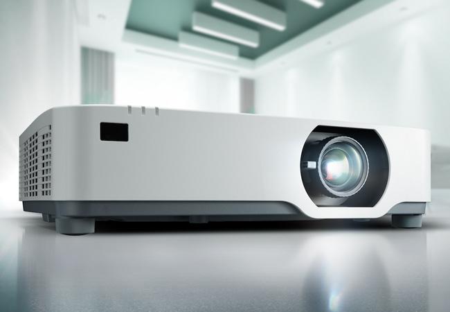 """NEC P605UL es el último proyector láser de NEC """"silencioso"""""""