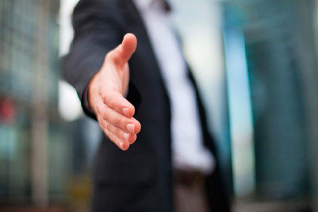 Empresario-stock-negocio-mano