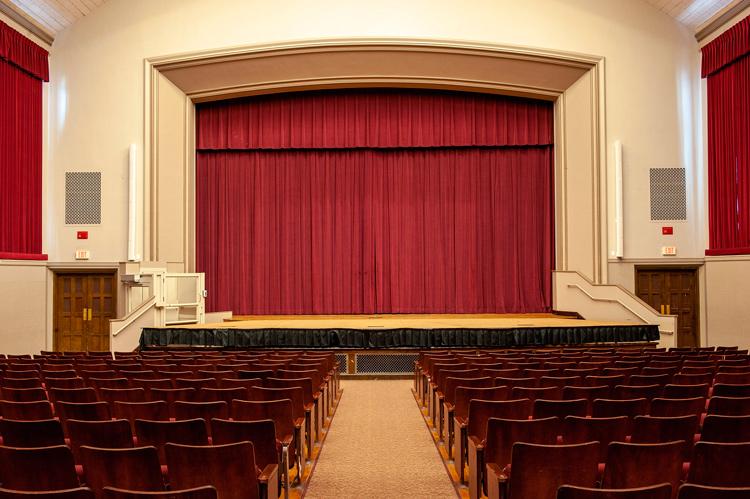 Daniels Theater de la universidad de Clark