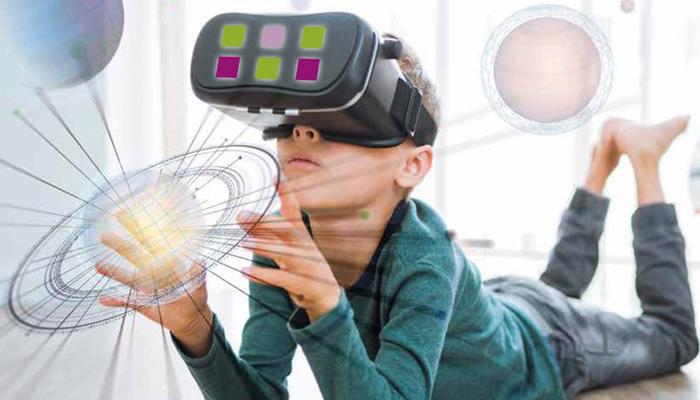 Gafas de realidad virtual (VR)