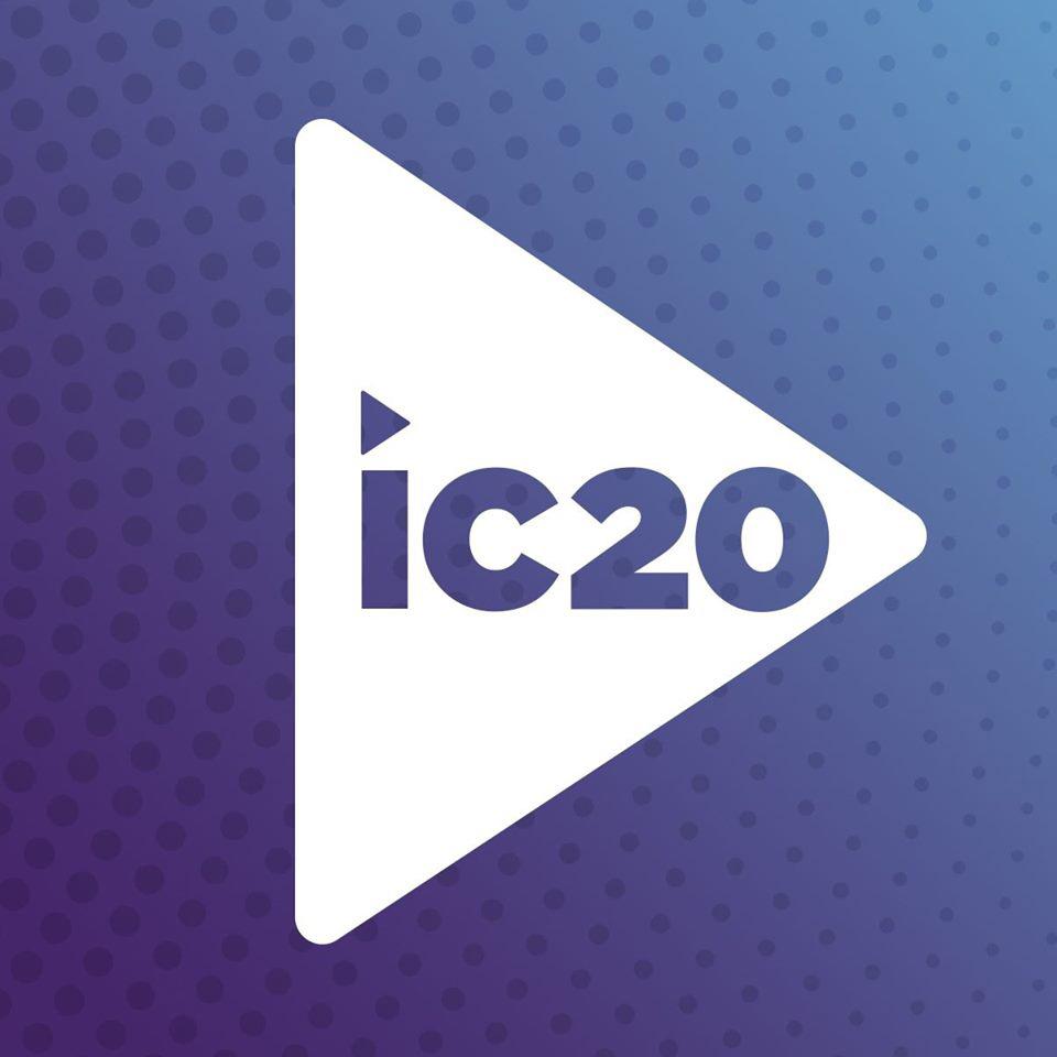 Logotipo de InfoComm 2020