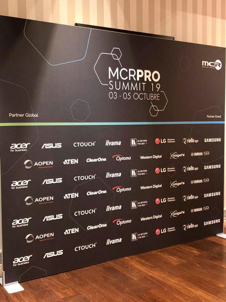 Photocall MCRPRO Summit 2019
