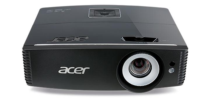Imagen frontal Proyector ACER P6500