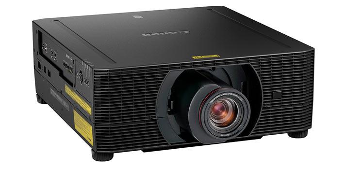 Imagen frontal de Proyector Canon Realis 4K6020Z