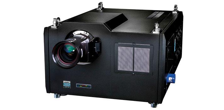 Imagen frontal del Proyector Digital Projection Highlite Laser 8K
