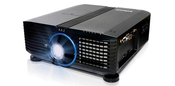 Imagen frontal proyector INFOCUS IN 5555L