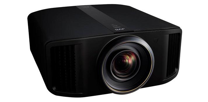 Imagen frontal proyector JVC DLA RS3000