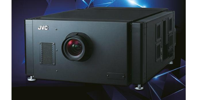 Imagen frontal del proyector JVC DLA VS4810