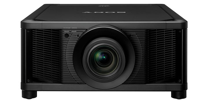 Imagen frontal del Proyector Sony VPL-GTZ-270