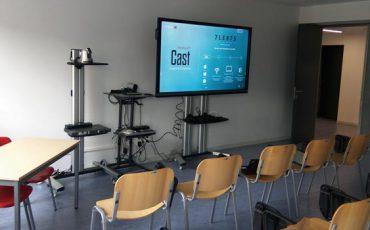 Sala-de-formacion-con-tecnologia-Viewsonic-en-Vall-de-Hebron