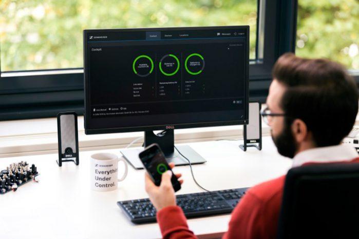 Sennheiser-control-cockpit-UI-y-usuario