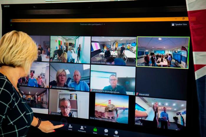 Los Smart Meeting Experience Center son la última iniciativa de Maverick