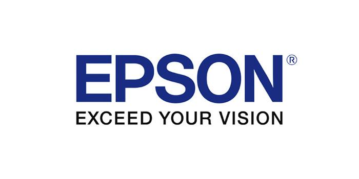 Logo 2019 EPSON con eslogan