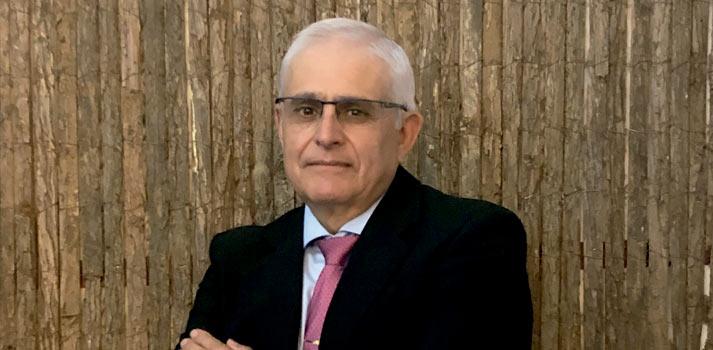 Retrato de Antonio López, gerente de Casemedia Embalajes