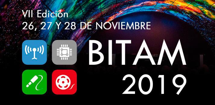 Imagen promocional de BITAM Show 2019