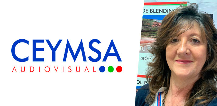 María Luz Pacheco, managing director de Ceymsa