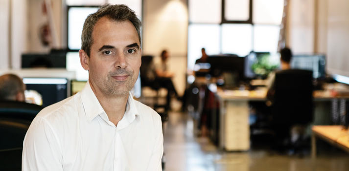 Ignasi Call, CEO de Instronic