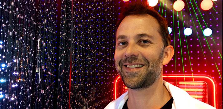 Julien Marionnet, CEO de Paraddax