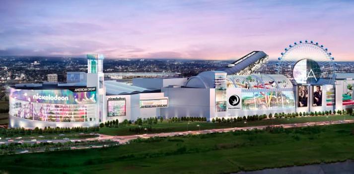 Nuevo centro comercial American Dream con tecnología Atos
