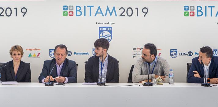 Conferencia AV Integración sobre transformación digital en la feria BITAM Show 2019