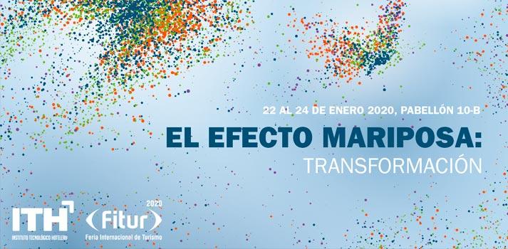 Presentación del enfoque de la edición 2020 de Fiturtechy organizado por Fitur e ITH