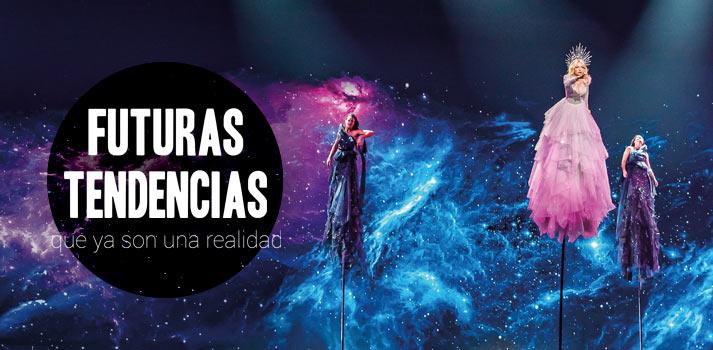 Apertura articulo Futuras tendencias AV Integración Eurovisión 2019