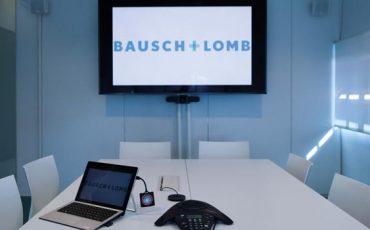 Instalacion-zona-de-conferencias-Bausch-Lomb