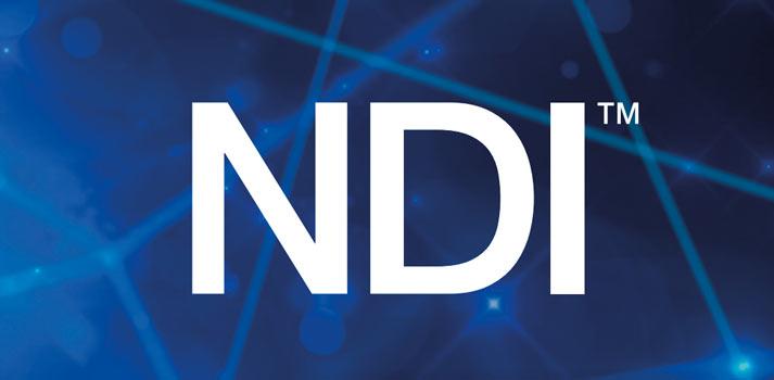 Logotipo de NDI (NewTek)