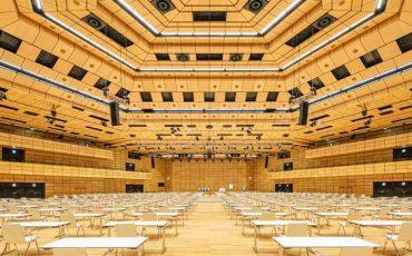 Sala-del-Austria-Center-Vienna-equipado-con-equipos-Meyer-Sound-2
