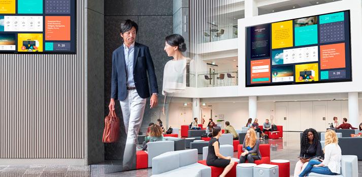 Sistema TEOS Manage de Sony en funcionamiento