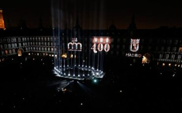 Videomapping-proyectores-Panasonic-Plaza-Mayor-Madrid-Foto-AYTO-Madrid