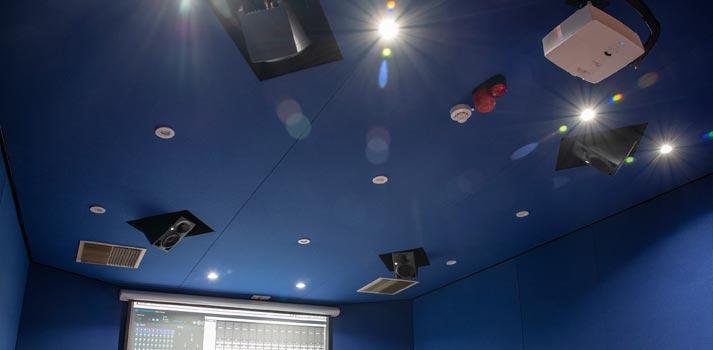 Nuevo estudio 7.1.4. Atmos en LIPA Liverpool Institute for Performing Arts