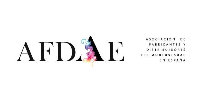 Logotipo de AFDAE, Asociación de Fabricantes y Distribuidores del Audiovisual en España