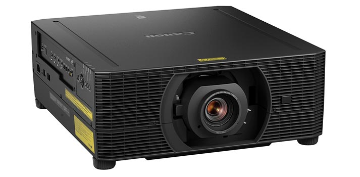 Canon expondrá el proyector XEED 4K6021Z FSR en ISE 2020