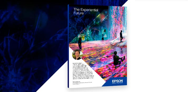 Informe The Experiential Future de Epson