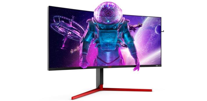 Monitor AG35UCG de AOC