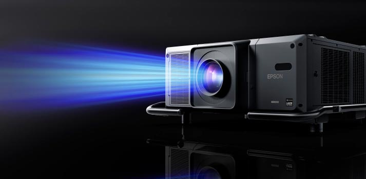 EB-L30000U, proyector de Epson láser mostrado en ISE 2020