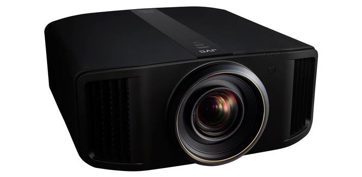 Perspectiva JVC DLA RS3000, proyector 8K que sera presentado en ISE 2020