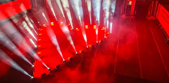 Proyectores de luz de Robe