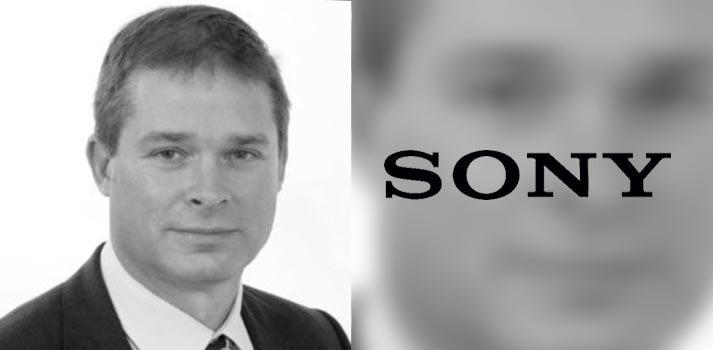 Giles Woods, responsables de servicios de Sony para Europa